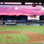 WORCESTER, MASS., has spent more than $178,000 on consulting services in an attempt to lure the Pawtucket Red Sox to Central Massachusetts. / COURTESY PAWTUCKET RED SOX/KELLY O'CONNOR