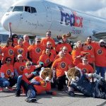 THUNDERCATS: Envision's fundraising team in the October 2017 MS Jet Pull raised more than $8,000 for the National Multiple Sclerosis Society. / COURTESY ENVISION TECHNOLOGY ADVISORS