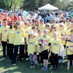 TOP TEAM: National Marker employees have led fundraising in The Autism Project's Imagine Walk and Family Fun Day for Autism the last three years.