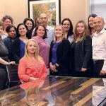 OPERATIONAL, CELEBRATIONAL: The Province Mortgage Associates operations team includes all support staff for the company.