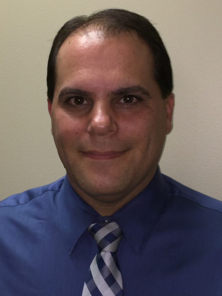 BRIAN SILVIA is the treasurer of the city of Warwick but will be moving to the position of finance director for the town of Coventry in July. / COURTESY BRIAN SILVIA