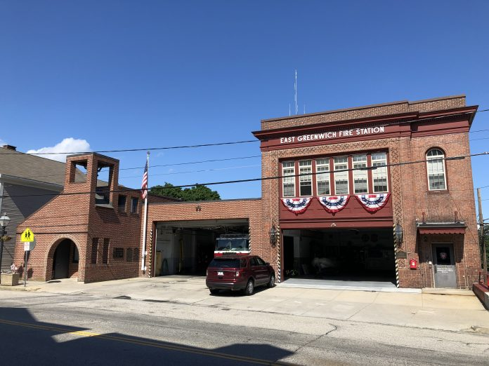 EAST GREENWICH settled a class action lawsuit related to impact fees charged for new buildings in the fire district for $1.7 million. / COURTESY KSR&P