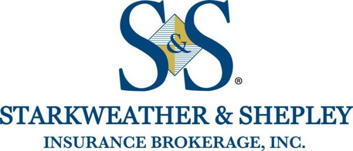 STARKWEATHER & SHEPLEY INSURANCE BROKERAGE has agreed to a strategic alliance with East Boston Savings Bank to better serve clients.