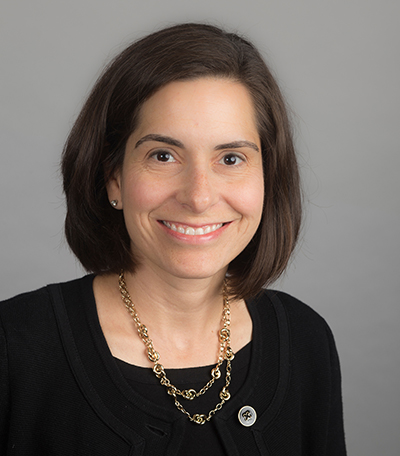 DR. ANA TUYA FULTON, chief of geriatrics for Care New England, has been named an American Geriatrics Society fellow. / COURTESY CARE NEW ENGLAND
