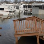 THE HURRICANE SEASON has begun and insurance industry representatives are urging that business owners to strengthen their facilities. / PBN FILE PHOTO/BRIAN MCDONALD