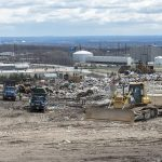 THE R.I. SUPREME COURT overturned a $5.7 million lower court judgement against Providence accounting firm Restivo Monacelli for alleged malpractice in its audits of the state's Central Landfill in Johnston./ PBN FILE PHOTO/ MICHAEL SALERNO