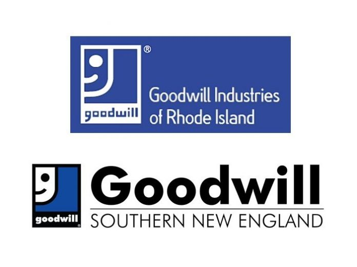 Goodwill InGoodwill Industries of Rhode Island will merge with the North Haven, Conn.-based operation Goodwill Industries of Southern New England in 2019.dustries of Rhode Island will merge with the North Haven, Conn.-based operation Goodwill Industries of Southern New England in 2019.