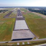 THE FEDERAL AVIATION ADMINISTRATION is awarding T.F. Green Airport $737,000 in infrastructre grants, the U.S. Department of Transportation announced Tuesday. / COURTESY R.I. AIRPORT CORP.
