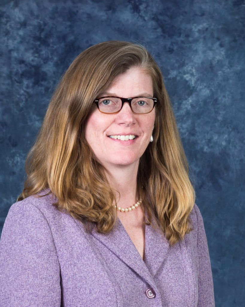 KIMBERLY MOOERS has been appointed executive director of the R.I. Health and Educational Building Corp. She will begin her new role on Aug. 8. / COURTESY R.I. HEALTH AND EDUCATIONAL BUILDING CORP.