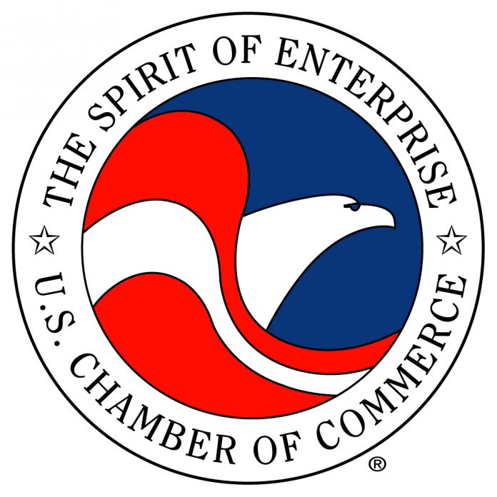 THE U.S CHAMBER OF COMMERCE estimated that $59 million in Rhode Island exports are at risk for tariff retaliation due to tariffs announced by the Trump Administration.