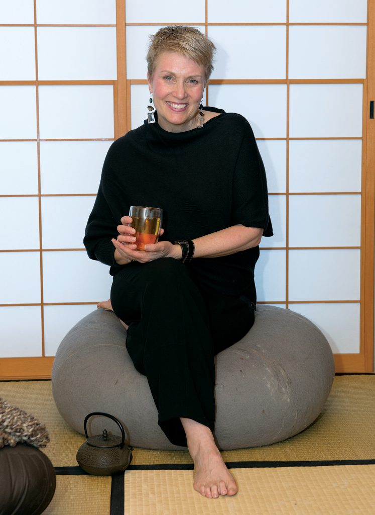 Katie McDonald, founder and CEO of bnourished, is a self-care strategist who coaches others to make the thoughtful, deliberate choices it takes to become the people they want and deserve to be. Her work includes private concierge coaching, and presentations to corporations and organizations. / PBN FILE PHOTO/KATE WHITNEY LUCEY