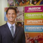 HASBRO EXTENDED its contract with Chairman and CEO Brian Goldner through Dec. 31, 2022, and increased his base salary to $1.6 million. / COURTESY HASBRO