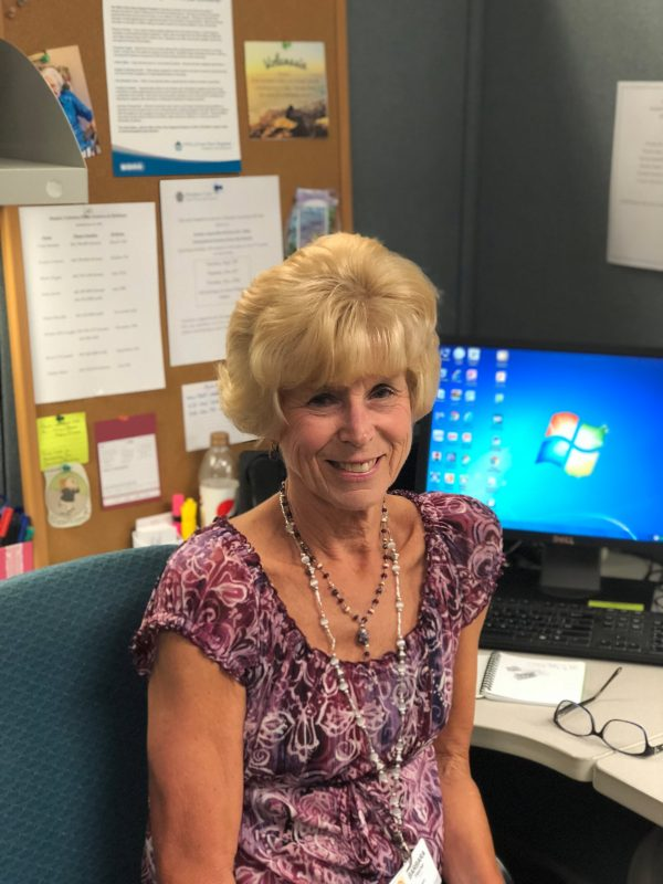 VNA OF CARE NEW ENGLAND hired Barbara Fletcher as its new hospice volunteer coordinator in July. / COURTESY CARE NEW ENGLAND
