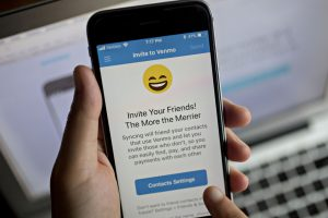 ONE THING THAT GENERATION Z seems to be avoiding is cash, choosing instead to use the Venmo app, which includes elements of social media with its payment processing functionality. / BLOOMBERG NEWS PHOTO/ANDREW HARRER