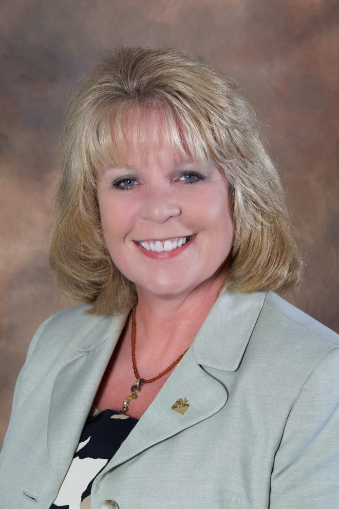 MARY E. LEACH is the executive vice president, director of consumer relationships for BankNewport. / COURTESY BANKNEWPORT