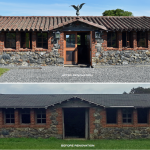 THE CATTLE CRIB, located on Beacon Hill Road in Newport, was one of the Doris Duke Preservation award winners announced by the Newport Restoration Foundation. / COURTESY NEWPORT RESTORATION FOUNDATION