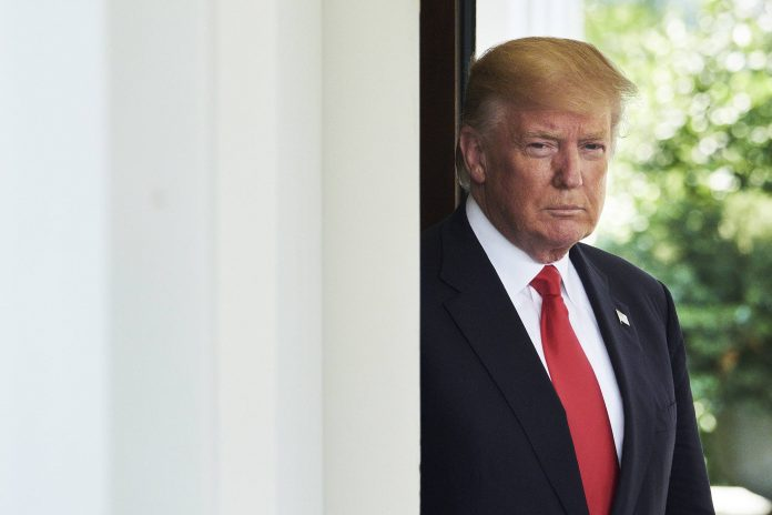 PRESIDENT DONALD TRUMP said that he has ordered the Securities and Exchange Commission to to study ending quarterly reporting for United States businesses. / BLOOMBERG NEWS FILE PHOTO/T.J. KIIRKPATRICK