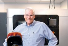 After getting a finance degree from the University of Rhode Island and working for Xerox for about a dozen years, Andrew Coutu became a serial entrepreneur. R&D Technologies Inc., which he started with his son Justin about a decade ago, is his fifth company since 1983. / PBN PHOTO/DAVE HANSEN