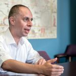 "SEEKING RE-ELECTION: Providence Mayor Jorge O. Elorza, pictured, a Democrat, is running for re-election against two independent candidates, East Side resident Diane ""Dee Dee"" Witman and South Side resident Jeff Lemire.