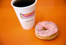 DUNKIN' BRANDS is changing the brand name of Dunkin' Donuts to Dunkin', starting January 2019. / BLOOMBERG FILE PHOTO/PATRICK T. FALLON