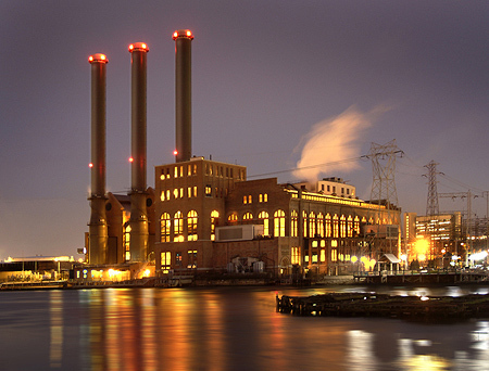 DOMINION ENERGY has agreed to sell the Manchester Street Power Station in Providence as well as a power station in Pennsylvania for a combined $1.2 billion to Starwood Energy Group Global LLC. / COURTESY DOMINION ENERGY