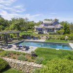 THE PROPERTY AT 1538 Center Road in New Shoreham sold for $3.5 million. / COURTESY LILA DELMAN REAL ESTATE