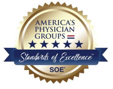 AMERICA'S PHYSICIAN GROUP has awarded Elite status to CharterCARE Provider Group of Rhode Island on its 2018 Standards of Excellence survey.
