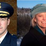 PROVIDENCE POLICE CHIEF Col. Hugh Clements, left, and R.I. Department of Environmental Management Director Janet Coit will be honored at RIPEC's 75th Annual Meeting with public service awards. / COURTESY PROVIDENCE POLICE DEPARTMENT/ PBN FILE PHOTO