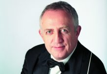 ON THURSDAY, the R.I. Philharmonic Orchestra and Music School announced the appointment of Bramwell Tovey as the organization's new artistic advisor. / COURTESY RIPOMS