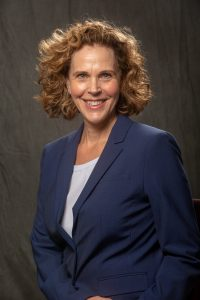Jennifer Swanberg was recently named dean of the School of Professional Studies, replacing Brian McCadden, according to a Sept. 11 announcement by Providence College. / COURTESY PC