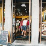 U.S. CONSUMER SPENDING rose at its slowest pace in six months in August, while inflation remained muted, although this New Orleans ice cream shop seemed to be doing well in June. / BLOOMBERG NEWS FILE PHOTO/AKASHA RABUT