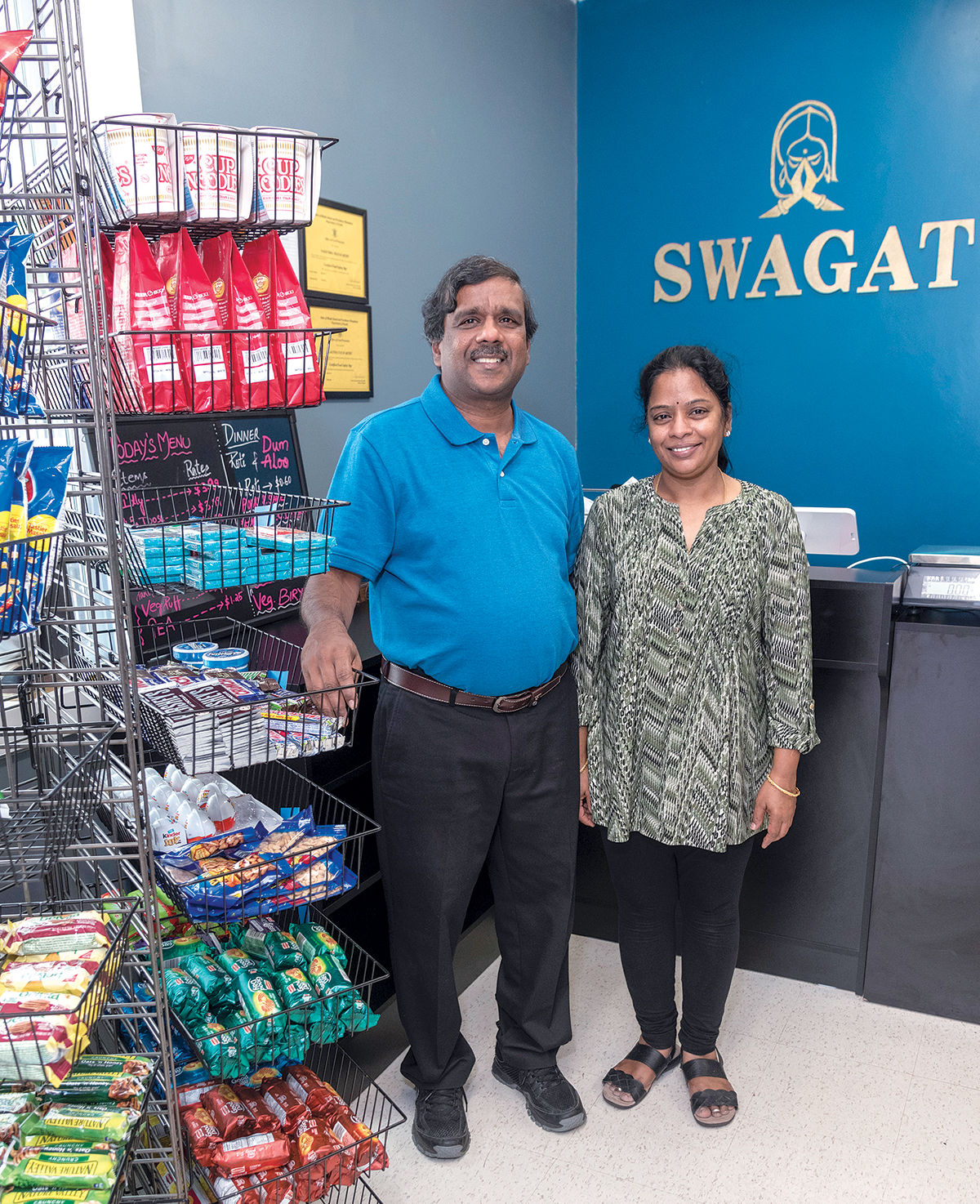 Indian Eatery Adds Spice To Community Providence Business News