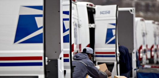 PRESIDENT DONALD TRUMP plans to withdraw the United States from a 192-nation postal treaty. The move has been heralded by U.S. manufacturers. / BLOOMBERG NEWS FILE PHOTO./ANDREW HARRER