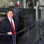 PAWTUCKET'S MATLET GROUP, led by CEO Gary Stiffler, has filed a WARN notice that it is closing its Pawtucket location, affecting 180 employees. / COURTESY THE MATLET GROUP