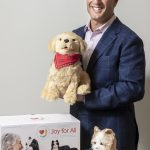 After launching Joy for All, Hasbro's first brand focused specifically on the older-adult market, Ted Fischer and his former Hasbro team founded Ageless Innovation and executed a friendly management-led spin-out and acquisition of the Joy for All brand earlier this year. / PBN PHOTO/MICHAEL SALERNO