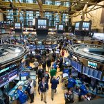 SELL-OFFS: The S&P 500 dropped 3.1 percent to 2,656.29 as of 4:02 p.m. in New York Wednesday, while the Dow Jones Industrial Average slumped 2.4 percent to 24,584.71 and the Nasdaq Composite Index tumbled 4.4 percent to 7,108.40. / BLOOMBERG NEWS FILE PHOTO/MICHAEL NAGLE