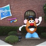 HASBRO reported net income of $263.9 million in the third quarter, a slight decline from a year earlier, as the Toys R Us bankruptcy continues to affect the toy and entertainment producer. / COURTESY HASBRO