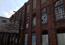 THE CONVERSION of a former mill in Pawtucket into loft apartments is a $39 million project of Urban Smart Growth. / COURTESY URBAN SMART GROWTH