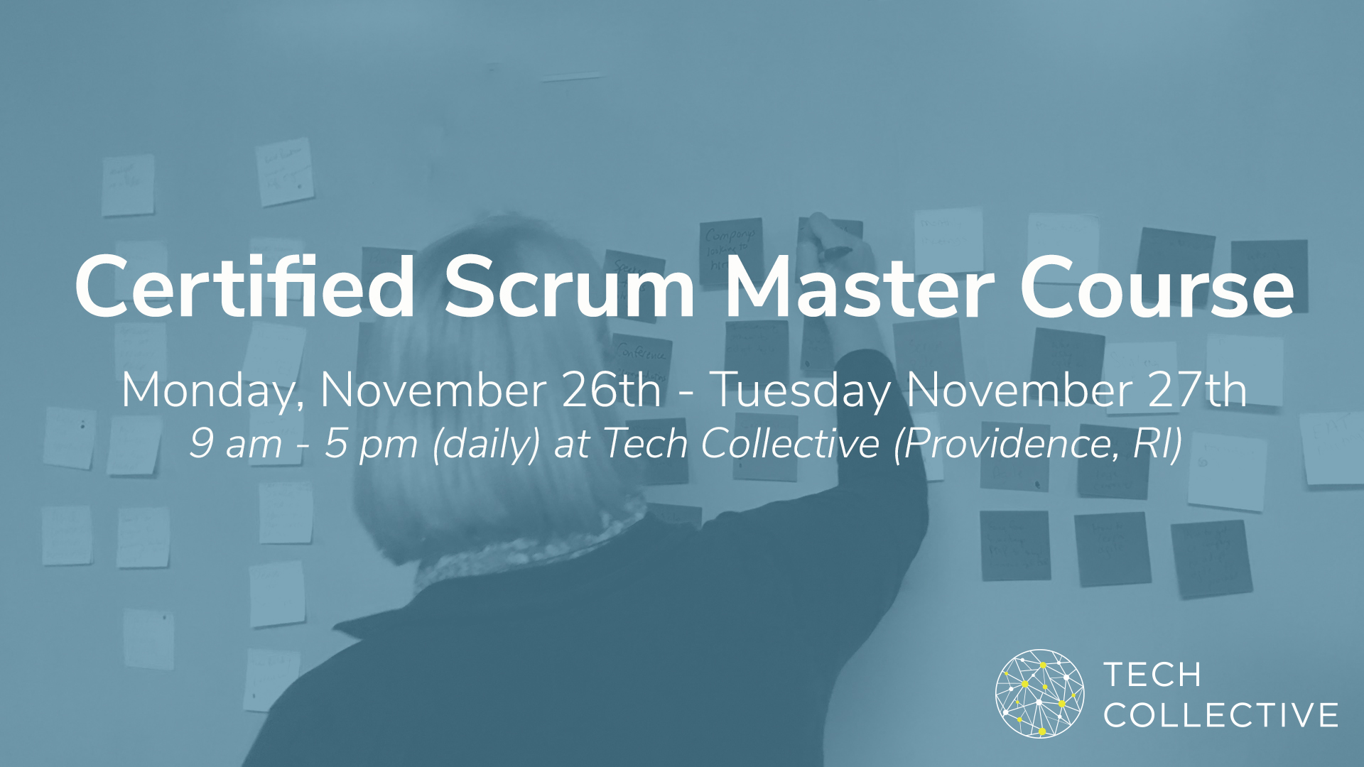 Agile Certified Scrum Master Course Providence Business News