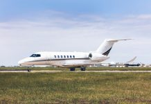 TEXTRON AVIATION has entered into an agreement to provide up to 325 aircraft to NetJets, a private aviation company. Above, the Cessna Citation Longitude, one of the planes that Textron will provide to NetJets. / COURTESY TEXTRON INC.