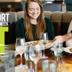 RETURNING FOR its 12th year, Newport Restaurant Week will take place from Nov. 2 through Nov. 11. This year, the event will feature a new pricing scale as well as partnership with two local nonprofit organizations. / COURTESY DISCOVER NEWPORT
