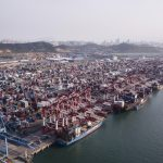 THE UNITED STATES trade deficit trade increased 6.4 percent to $53.2 billion in August. / BLOOMBERG NEWS FILE PHOTO/QILAI SHEN