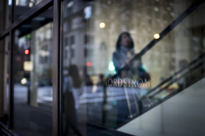NORDSTROM IS CLOSING its Providence Place location in January. / BLOOMBERG NEWS FILE PHOTO/CHRISTOPHER DITTS
