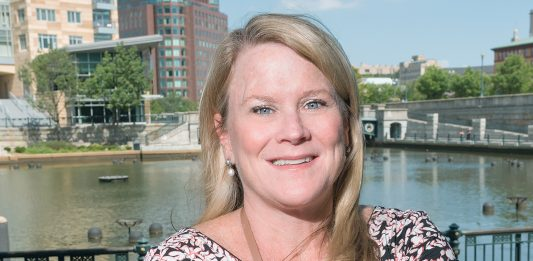 MARTHA SHERIDAN has announced she will step down as president and CEO of the Providence Warwick Convention & Visitors Bureau in mid-December. / PBN FILE PHOTO / MICHAEL SALERNO