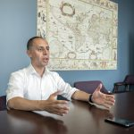 PROVIDENCE MAYOR Jorge O. Elorza signed a non-utilization tax ordinance into law in October that would impose a tax equal to 10 percent of the assessed value of a residential property determined to be vacant or abandoned. / PBN FILE PHOTO/MICHAEL SALERNO