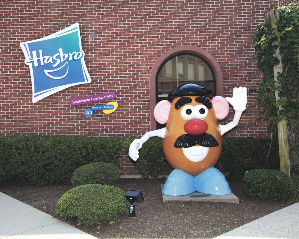 TIME TO TALK: Hasbro Inc. wants a more-modern headquarters than what it now has in Pawtucket but has not committed to staying in Rhode Island. State and city officials must present a united front in responding to the threat of a possible move.