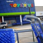 THE HEDGE FUNDS that now own the Toys R Us brand are reportedly considering a relaunch of the toy retailer as a standalone operation next year. / BLOOMBERG NEWS FILE PHOTO/LUKE SHARRETT