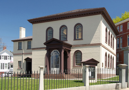 ATTORNEY GENERAL Peter F. Kilmartin filed an amicus brief with the U.S. Supreme Court, he announced Friday, arguing that the decision by the U.S. First Circuit Court of Appeals to rule against the Newport Congregation at Touro Synagogue over the ownership of the synagogue was a violation of Rhode Island law. / COURTESY TOURO SYNAGOGUE