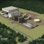 THE PROPOSED CLEAR RIVER ENERGY CENTER had another setback this week when federal officials confirmed the cancellation of a capacity supply obligation for the facility previously auctioned by ISO New England. / COURTESY INVENERGY