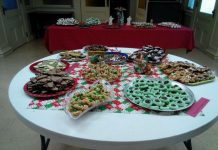 THE BAPTIST CHURCH in Warren will hold its 13th annual Cookie Walk fundraiser on Dec. 15. / COURTESY BAPTIST CHURCH IN WARREN
